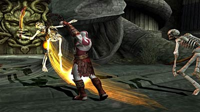 God Of War II screenshot