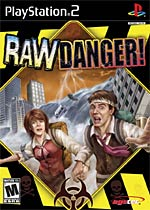 Raw Danger box art