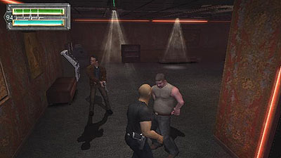 The Shield screenshot
