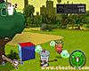 Aqua Teen Hunger Force: Zombie Ninja Pro Am screenshot - click to enlarge