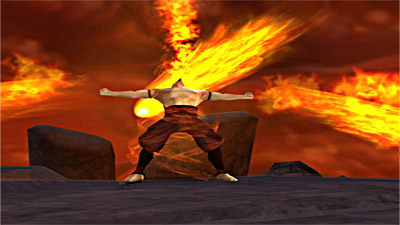 Avatar- The Last Airbender: Into the Inferno screenshot