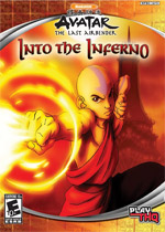Avatar- The Last Airbender: Into the Inferno box art