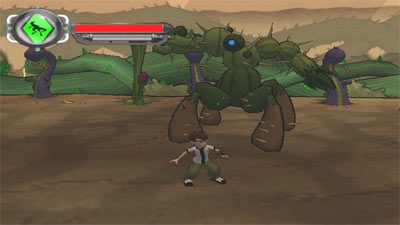 Ben 10: Protector of Earth screenshot