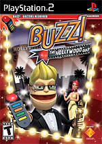 Buzz! The Hollywood Quiz box art