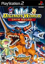 Digimon World: Data Squad box art
