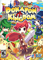 Dokapon Kingdom box art