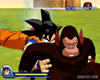 Dragon Ball Z: Infinite World screenshot - click to enlarge