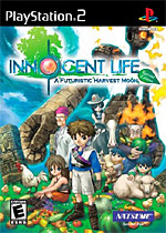 Innocent Life: A Futuristic Harvest Moon box art