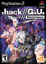 .hack//G.U. Vol. 2: Reminisce box art