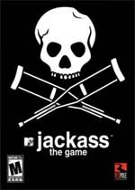Jackass: The Game box art