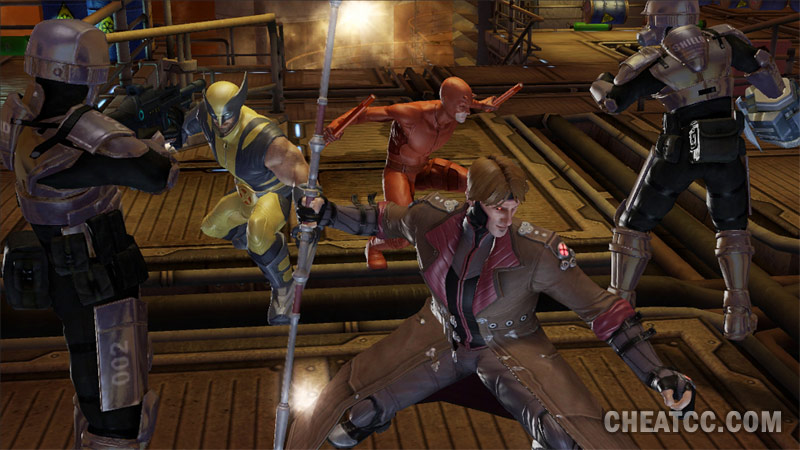 Marvel Ultimate Alliance 2 Review for PlayStation 2 (PS2)