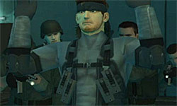 Metal Gear Solid: The Essential Collection screenshot