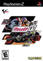 MotoGP 07 box art
