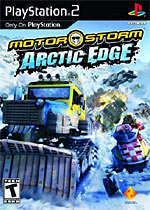 MotorStorm: Arctic Edge box art