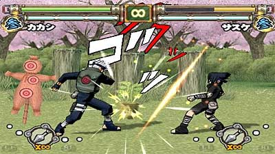 Naruto: Ultimate Ninja 2 screenshot