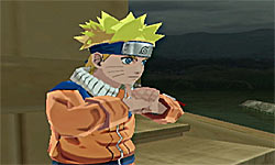 Naruto Uzumaki Chronicles 2 screenshot