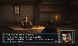 Nobunaga's Ambition: Iron Triangle screenshot