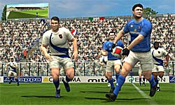 Rugby 08 screenshot