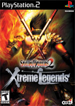 Samurai Warriors 2: Xtreme Legends box art