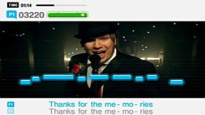 SingStar Pop Vol. 2 screenshot