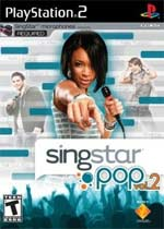 SingStar Pop Vol. 2 box art