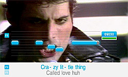 Singstar Queen screenshot