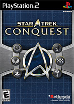 Star Trek: Conquest box art