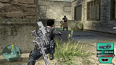 Syphon Filter: Dark Mirror screenshot