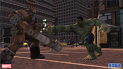The Incredible Hulk screenshot
