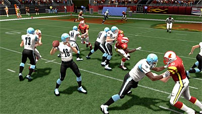 All-Pro Football 2K8 screenshot