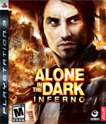 Alone in the Dark: Inferno box art