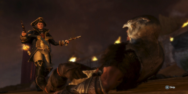 Assassin's Creed III: The Tyranny of King Washington: The Infamy Screenshot