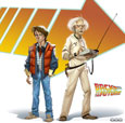 Back to the Future: The Game - Episode 2: Get Tannen! Screenshot - click to enlarge