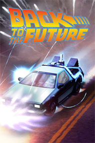 Back to the Future: The Game - Episode 3: Citizen Brown Box Art