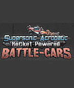 Supersonic Acrobatic Rocket-Powered Battle-Cars box art
