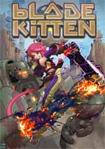 Blade Kitten box art