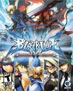 BlazBlue: Continuum Shift box art