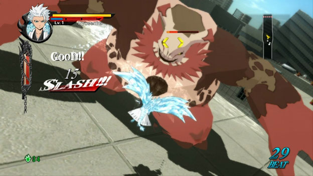 Bleach: Soul Resurrección Screenshot