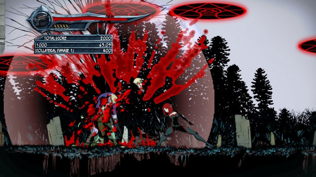 BloodRayne: Betrayal Screenshot