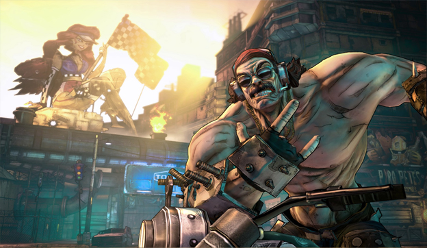 Borderlands 2: Mister Torgue's Campaign of Carnage Screenshot