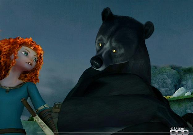 Brave: The Video Game Screenshot