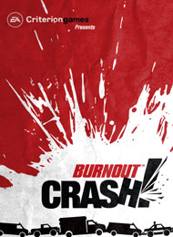 Burnout CRASH! Box Art
