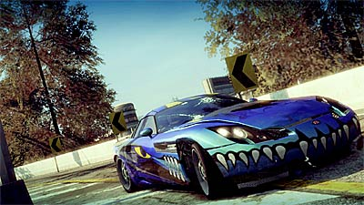 Burnout Paradise screenshot
