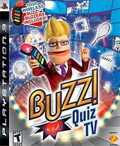 Buzz! Quiz TV box art