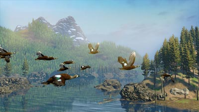 Cabela&#146s North American Adventures screenshot