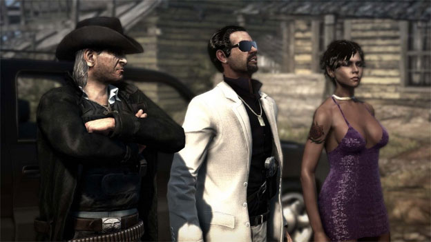 Call of Juarez: The Cartel Screenshot