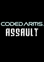 Coded Arms: Assault box art