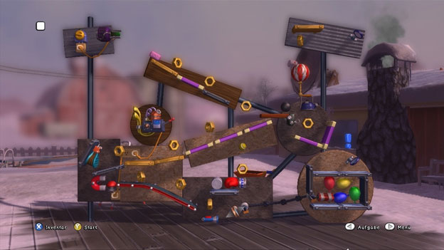 Crazy Machines Elements Screenshot