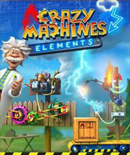 Crazy Machines Elements Box Art