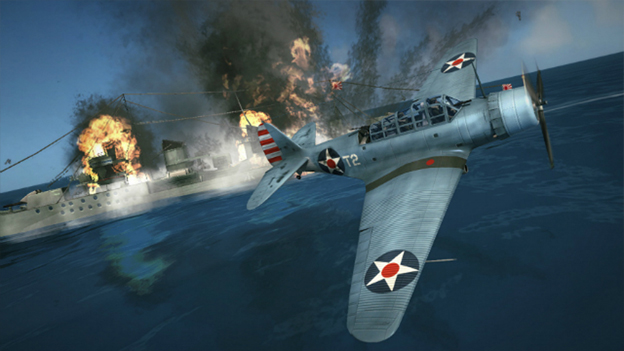 Damage Inc: Pacific Squadron Screenshot